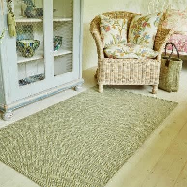 Weaver Green 180x 120cm Provence Lichen Indoor And Outdoor Rug