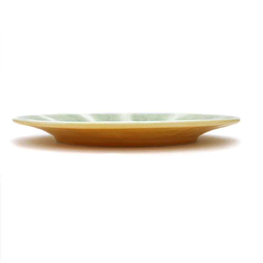 Cantaloupe Melon Serving Plate