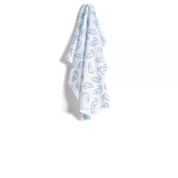PEACHEYBOO Mint Sugar Mice Dribble Cloth