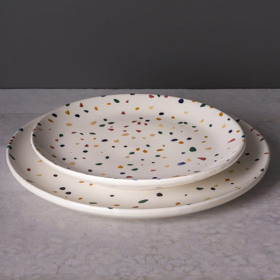 Dassie Artisan Terazzo Side Plate