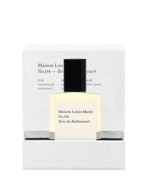 Maison Louis Marie Bois de Balincourt Oil Perfume