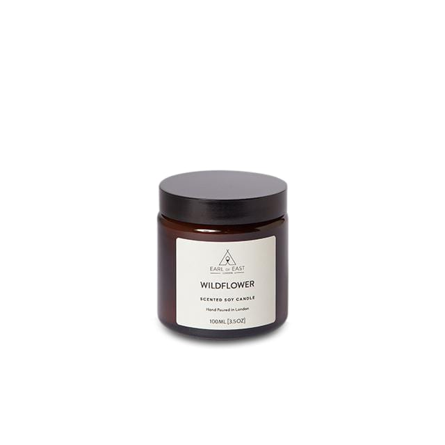 Earl of East London Wildflower Travel Candle