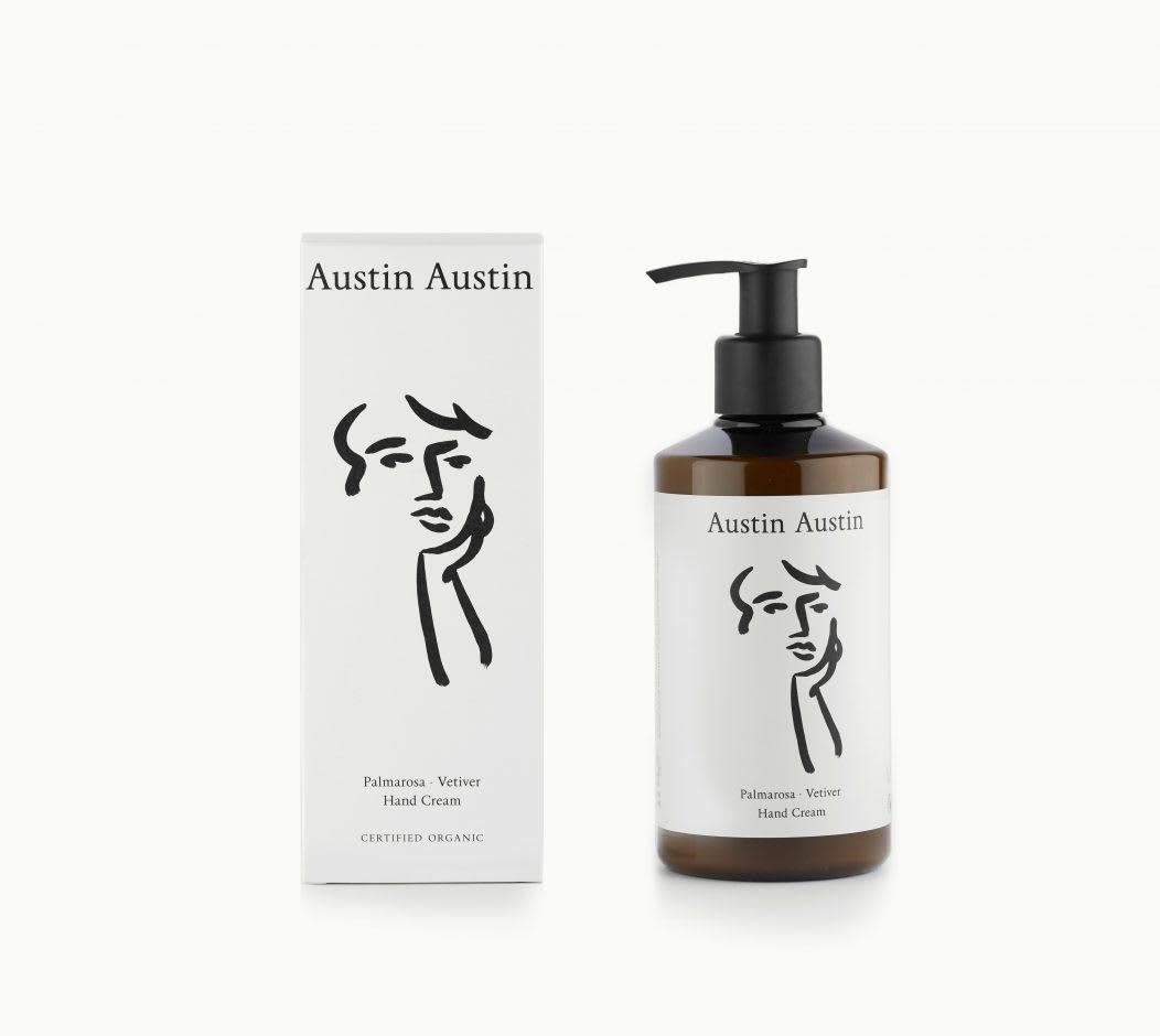 Austin Austin Palmarosa & Vetiver Hand Cream