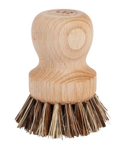 Redecker Beech Wood Pot Brush
