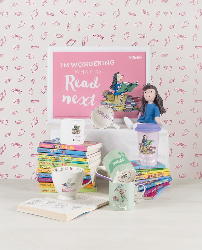 Creative tops Matilda Can Mug