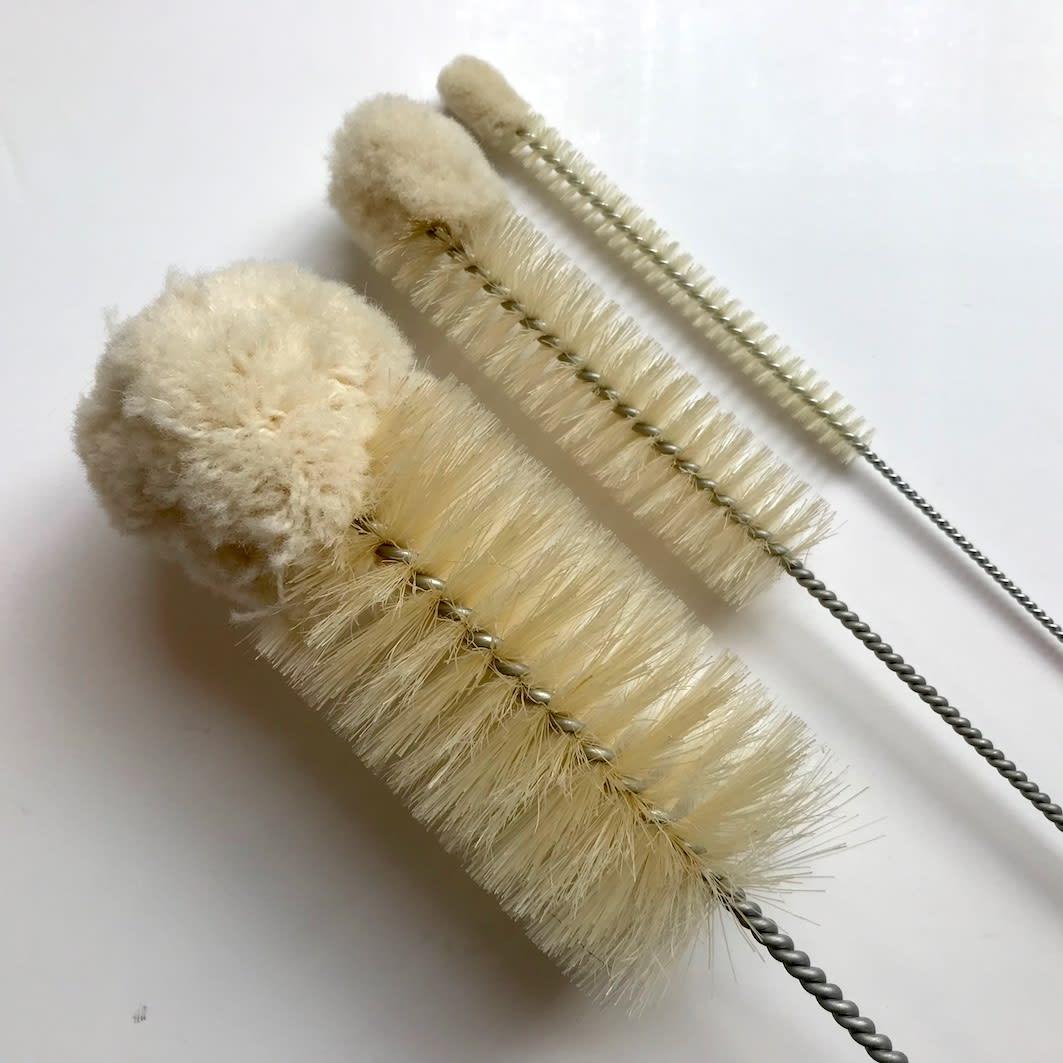 Redecker Bottle Brushes