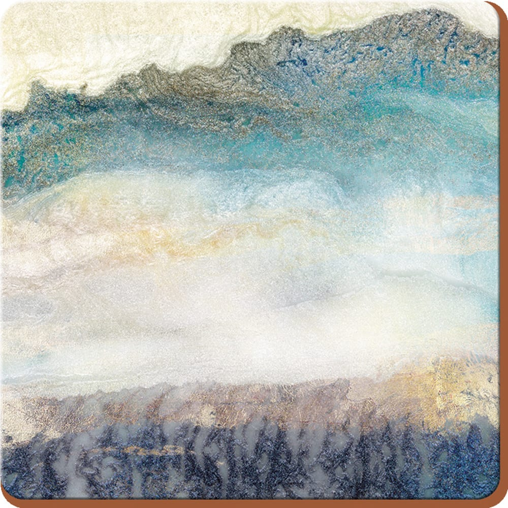 Creative tops Lustre Mineral Coasters Set Of 6