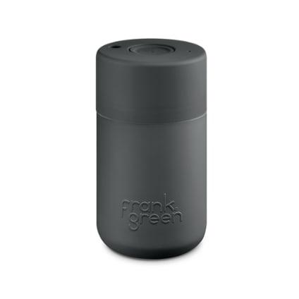 Frank Green 12oz Titanium Smart Coffee Cup