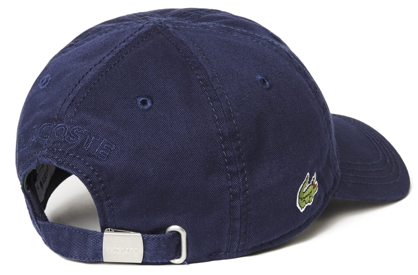 5490fc2711fcd Trouva  Navy Blue Logo Gabardine Cap