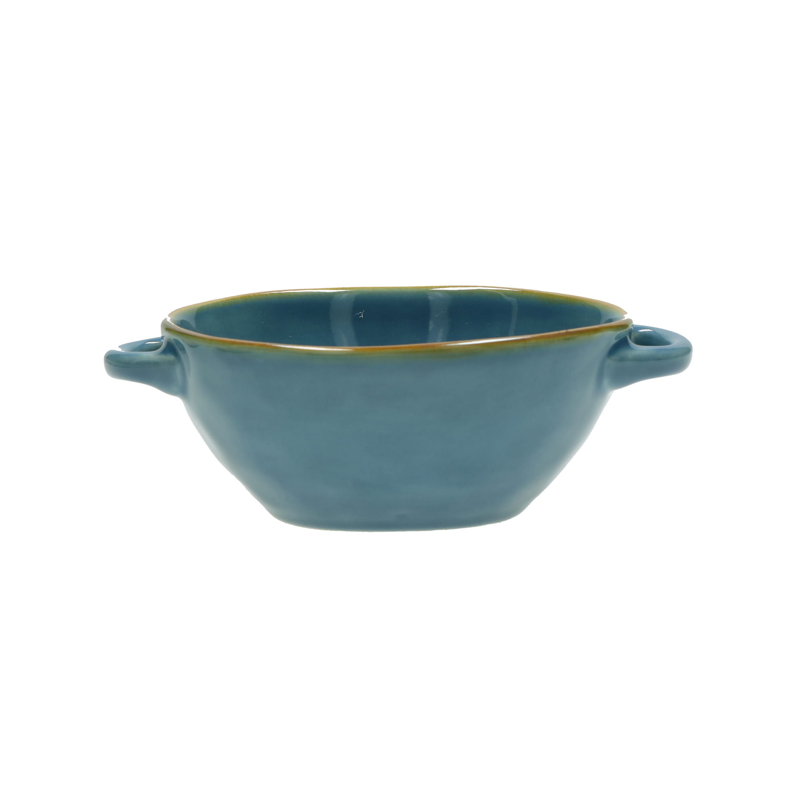 Rose  &  Tulipani Concerto Soup Bowl With Handles