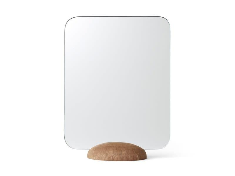 Menu Natural Oak Gridy Me Mirror