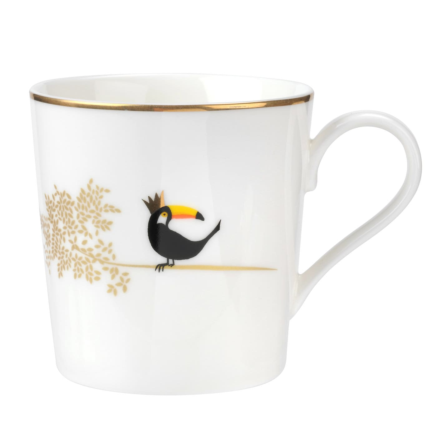 Portmeirion Piccadilly Terrific Toucan Mug