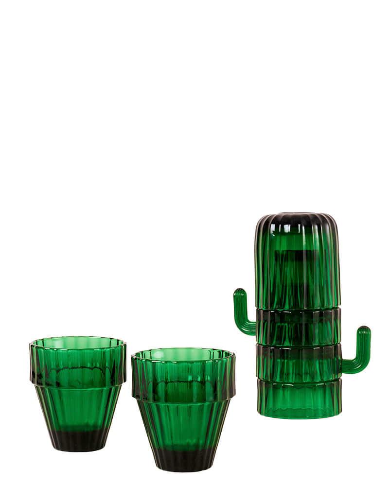 DOIY Design Saguaro Cactus Glasses