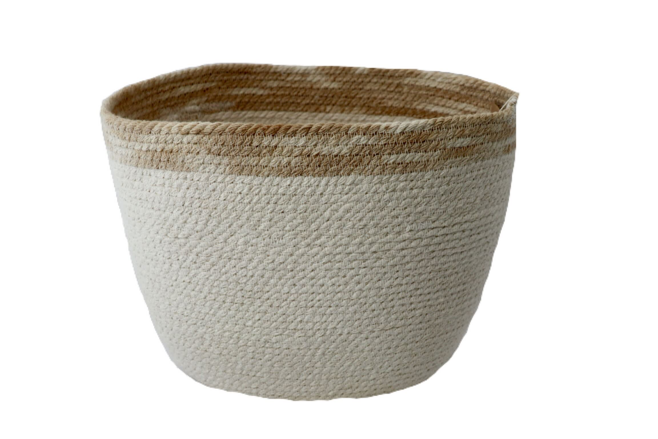 Rope Works Vessel Rope Basket