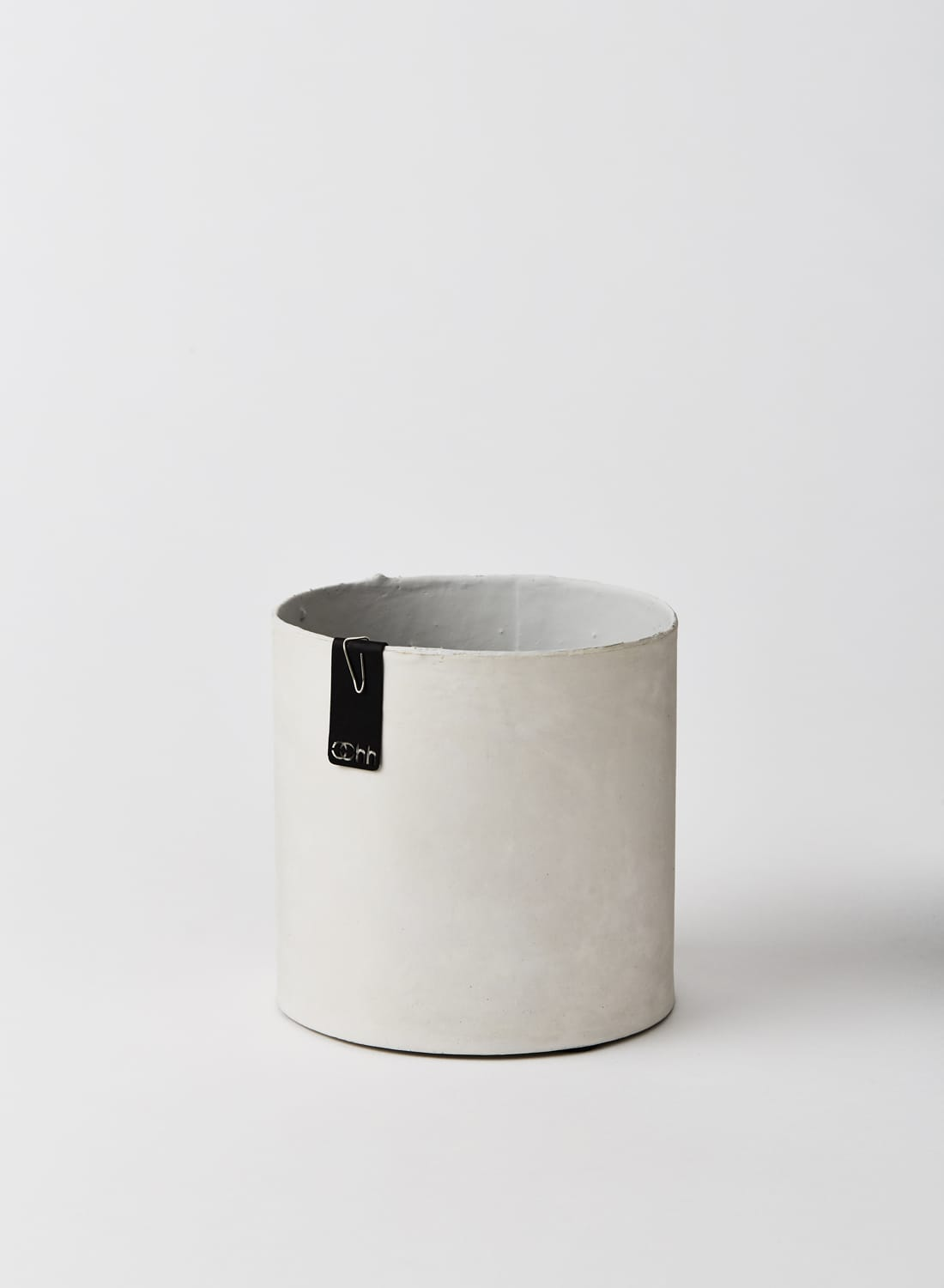 Oohh Grey Eco Recycled Paper Pot