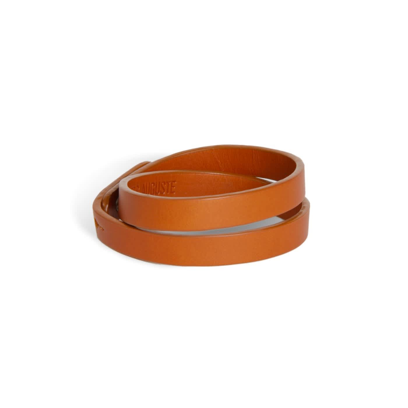 Ateliers Auguste  Leather Bracelet