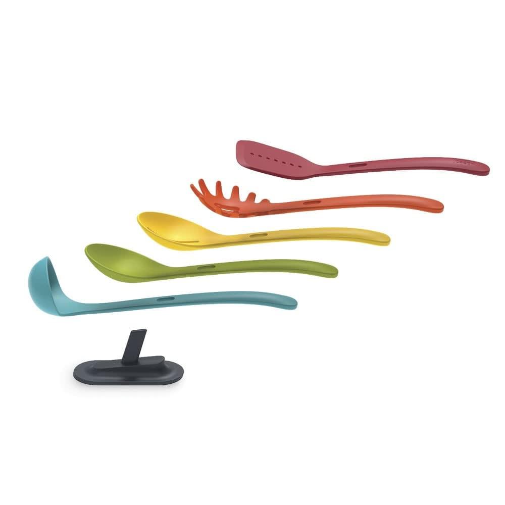 Joseph Joseph 5pc Multicolour Nest Utensils Store