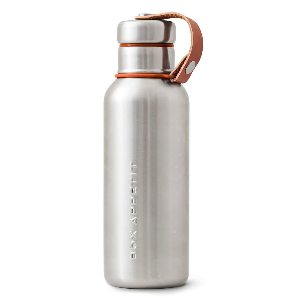 Black + Blum Orange Small Insulated Water Bottle