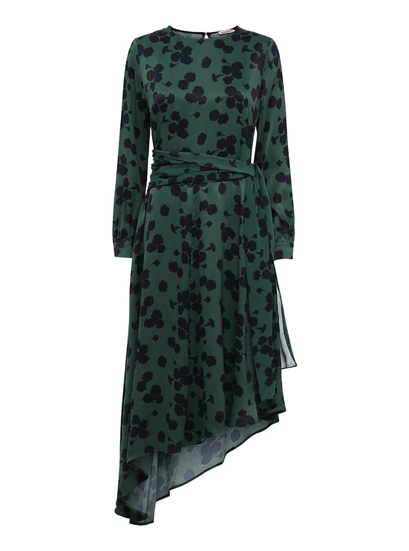 Custommade Paris Green Sycamore Dress