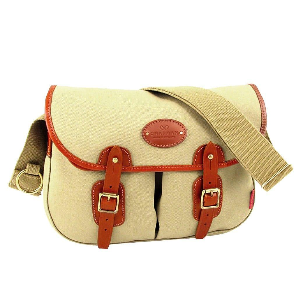 Chapman Bags Khaki Troutbeck 14 Shoulder Bag