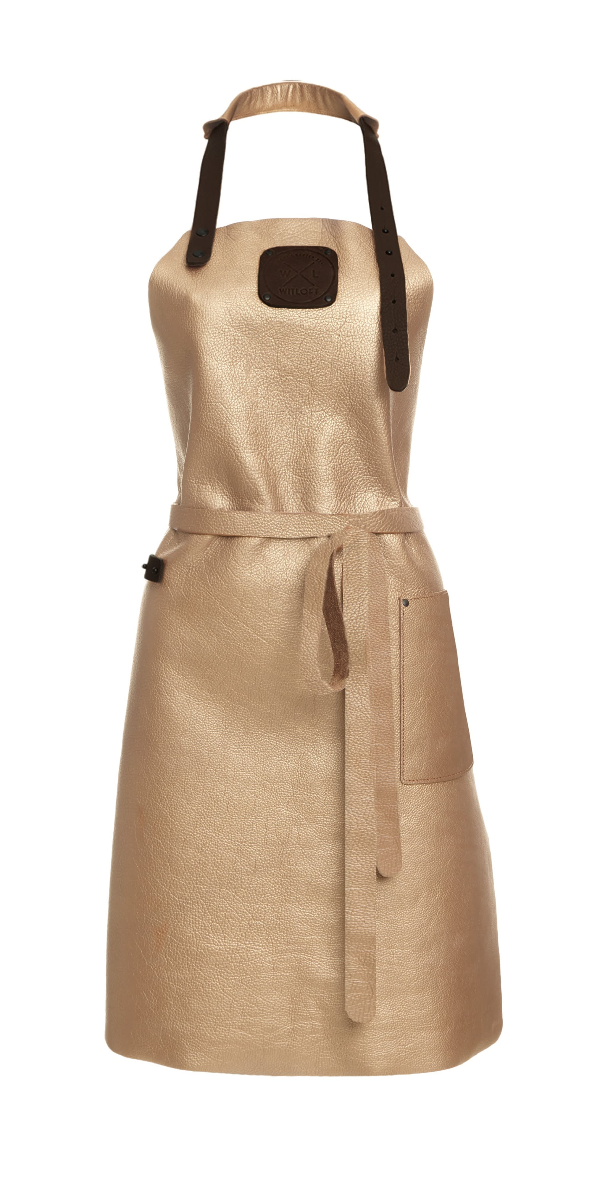 Ladies Leather Apron