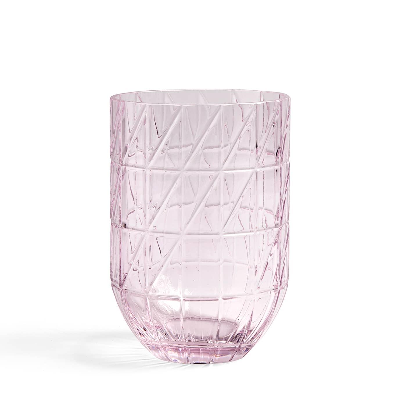 HAY Pink Color Large Vase