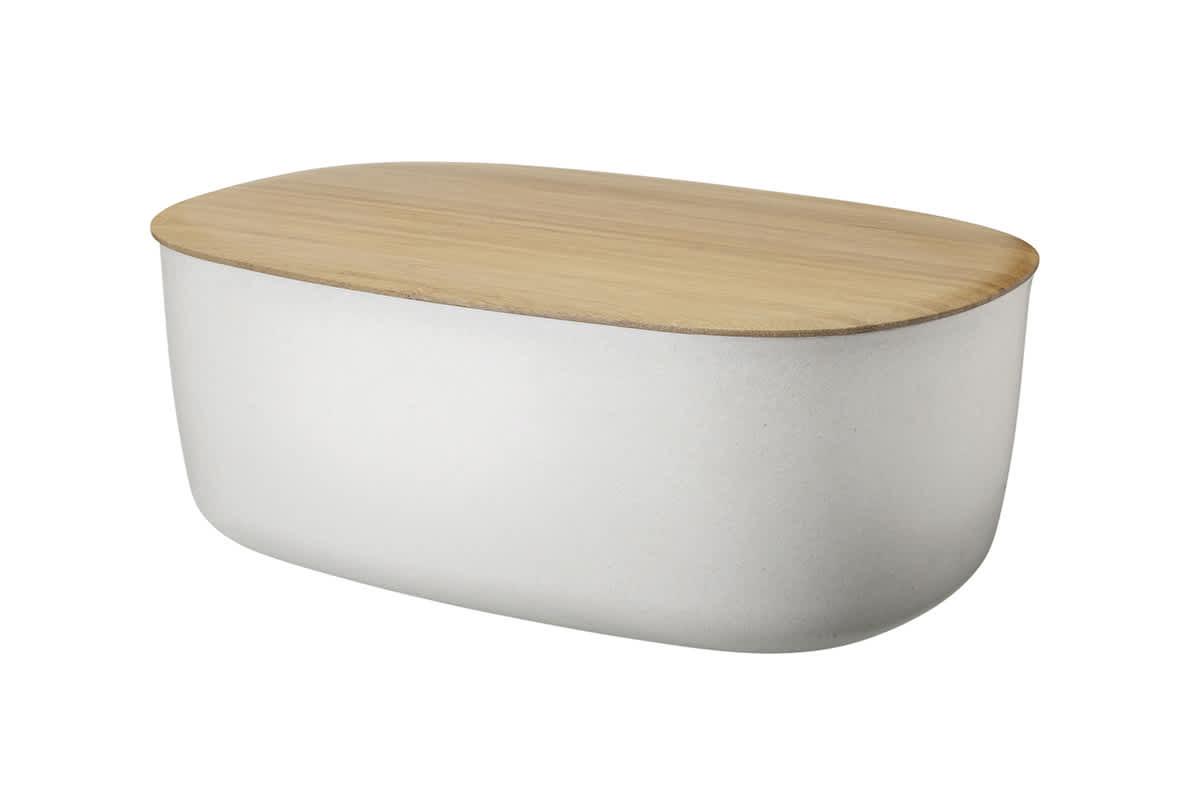 Stelton White Box It Bread Box