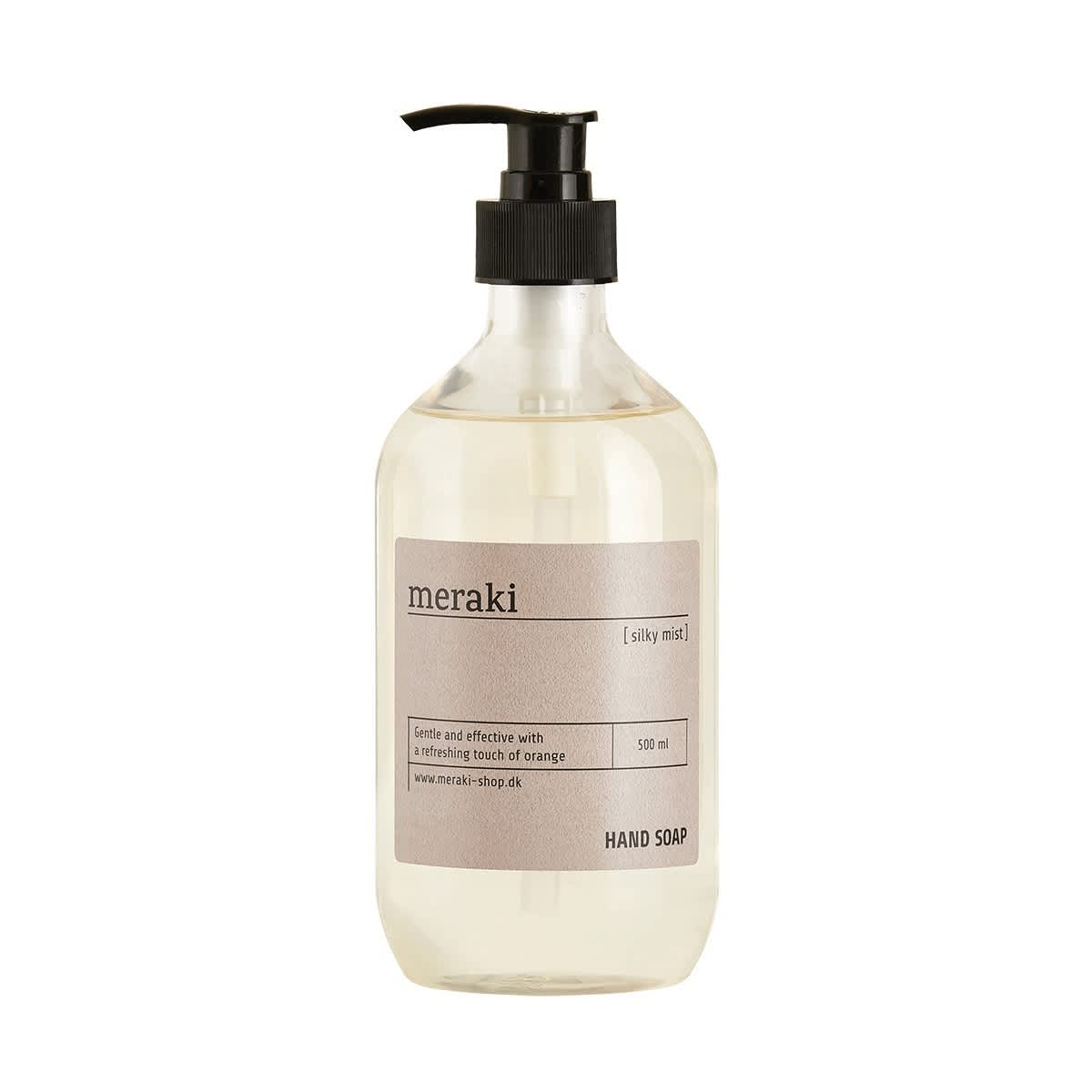 Meraki Silky Mist Liquid soap