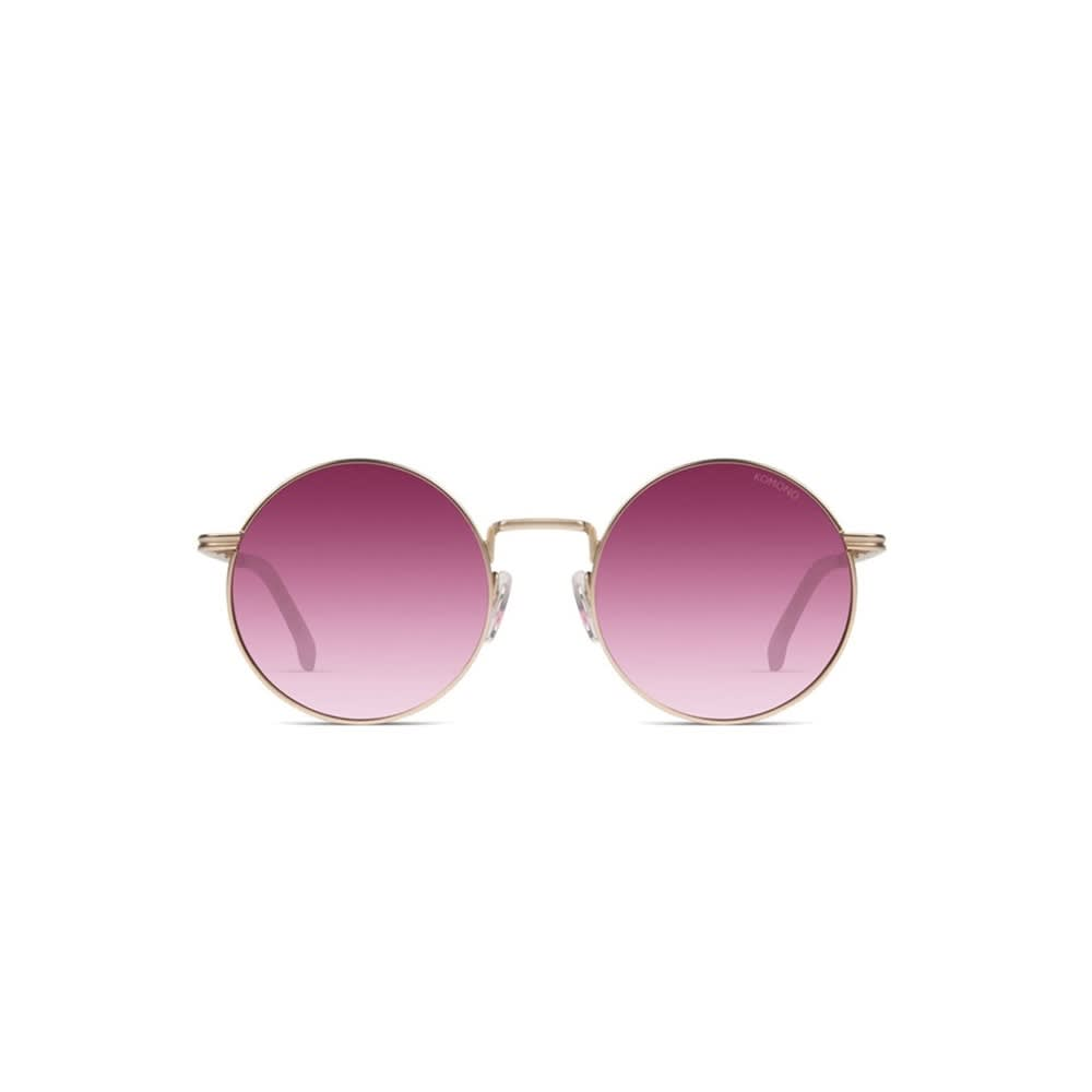 Komono Purple Rain Lennon Sunglasses