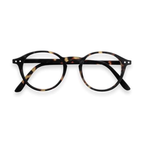 IZIPIZI Screen Reading Glasses in Tortoise (Frame Shape: #D)