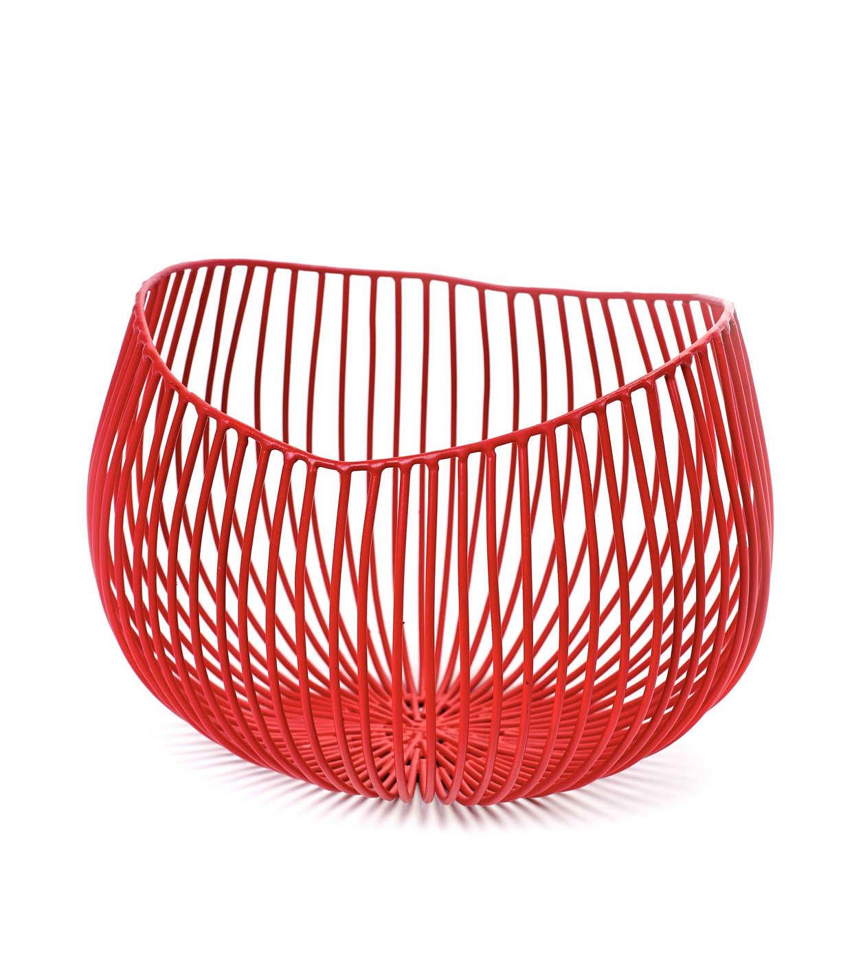 Serax Small Red Basket