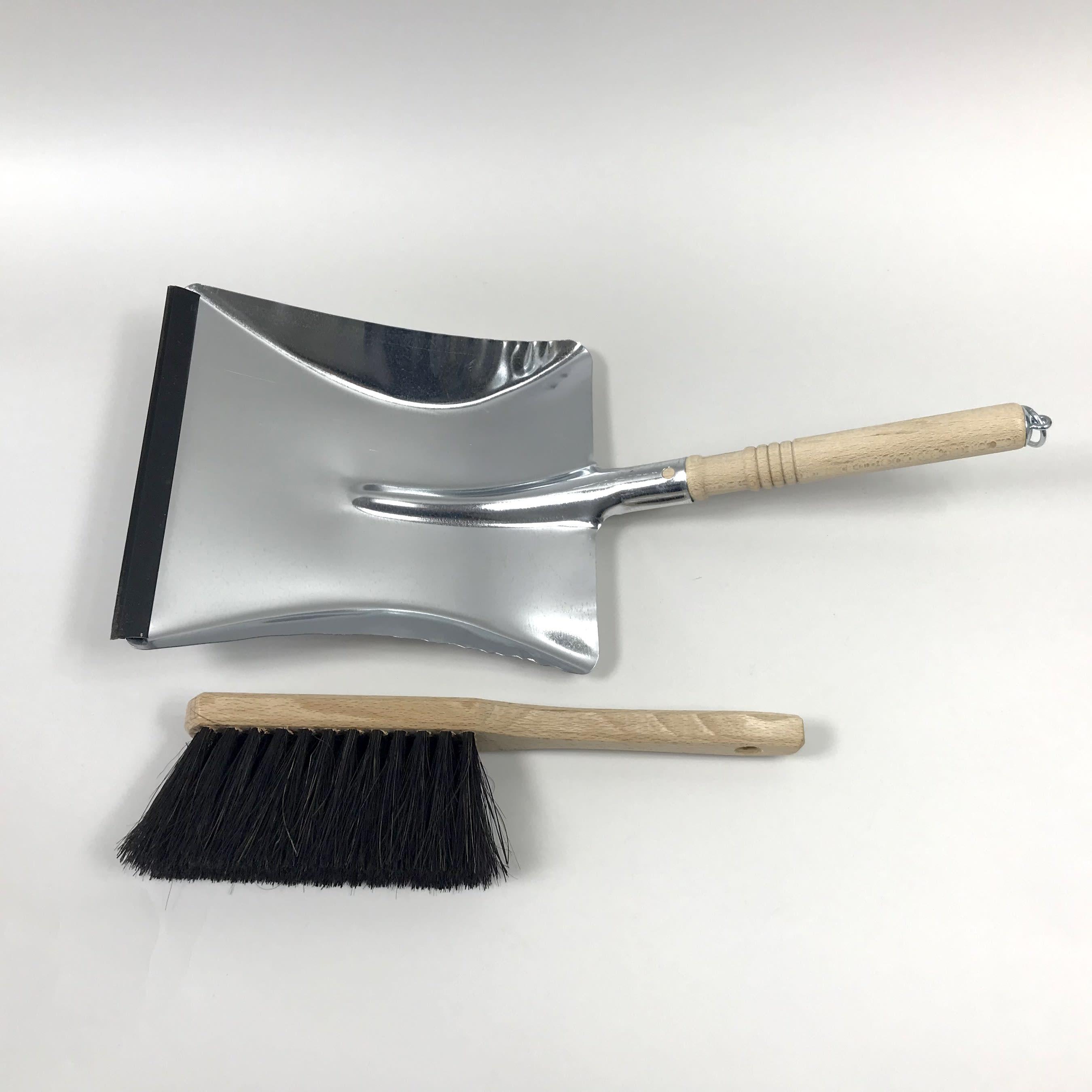 Redecker Dustpan and Brush