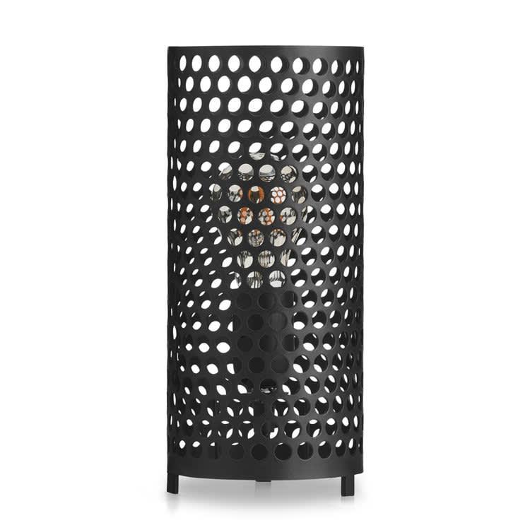 Edgar Black Stella Lamp