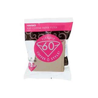 Hario Misarashi V60 Coffee Paper Filters 01