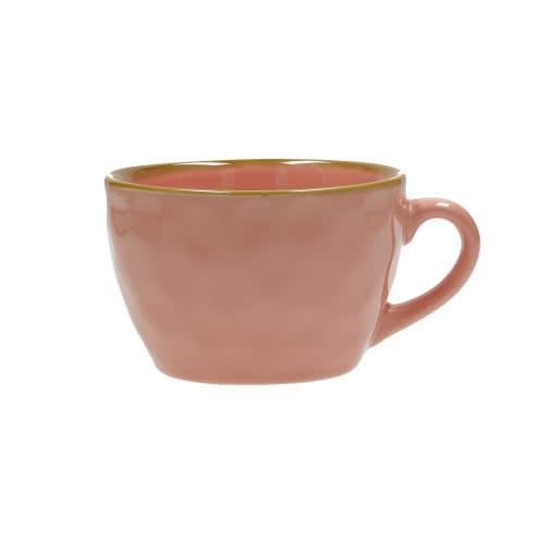 Rose&Tulipani Pink Concerto Breakfast Mug