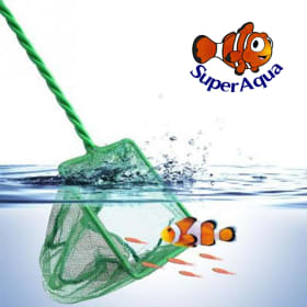 SuperAqua Aquarium Fish Tank Net For Tropical, Cold Water
