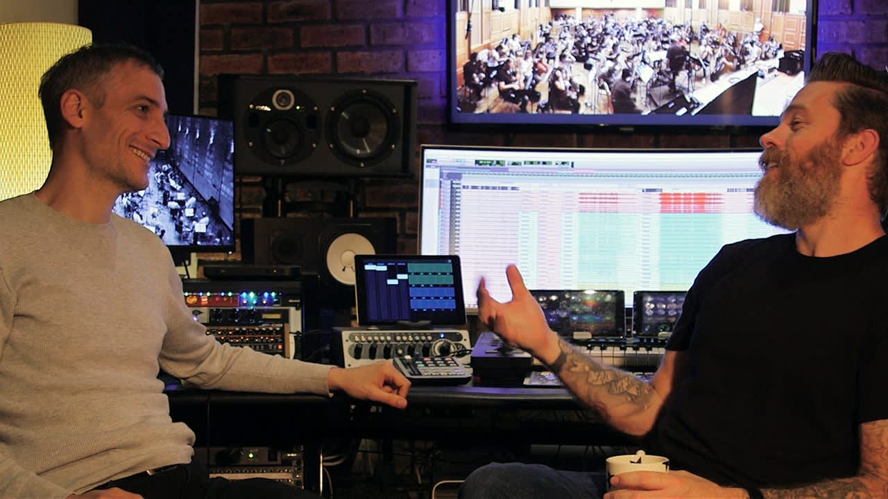 'Orchestral Wonder' with Stuart Roslyn | Composer Sessions