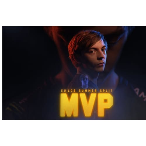 2018 #EULCS Summer Split MVP: Caps | Riot Games