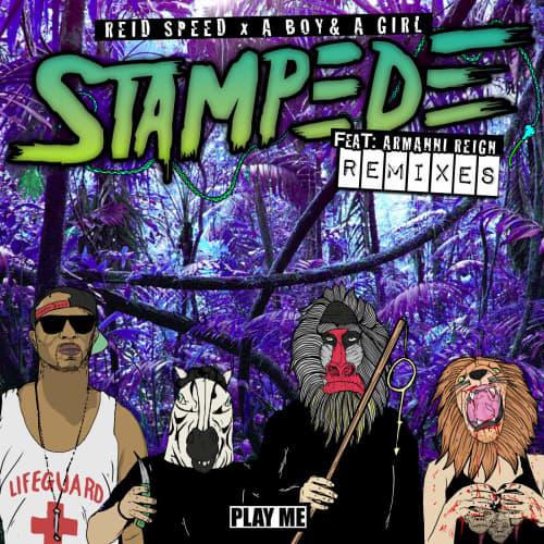 Stampede ft. Armanni Reign (Murphy Remix)