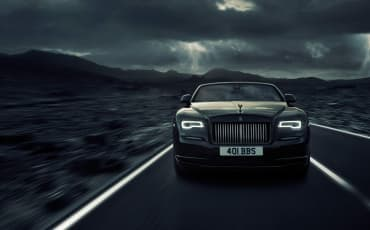 Rolls Royce: Dawn Black Badge Commercial