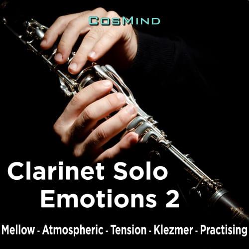 Clarinet-Solo Emotions Vol.2