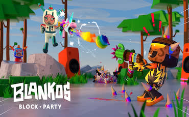 Do Your Thang | Blankos Block Party