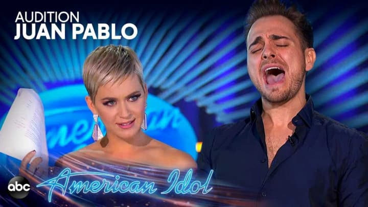 "American Idol Contestant Charms Katy Perry With ""Besame Mucho"""