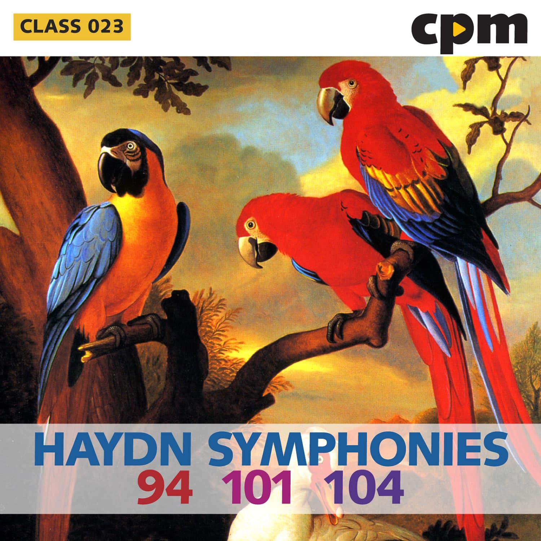 Symphony No 101 In D Major Clock Symphony - 3) Menuetto