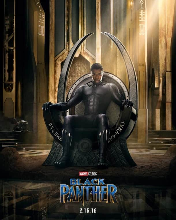 Run The Jewels song in Marvel's Black Panther trailer