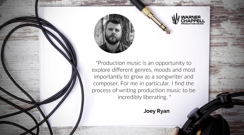 Behind The Scenes - Joey Ryan