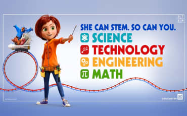 #SheCanSTEM by Society of Women Engineers