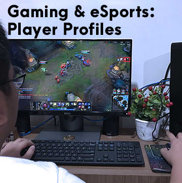 Gaming and eSports: Player Profiles