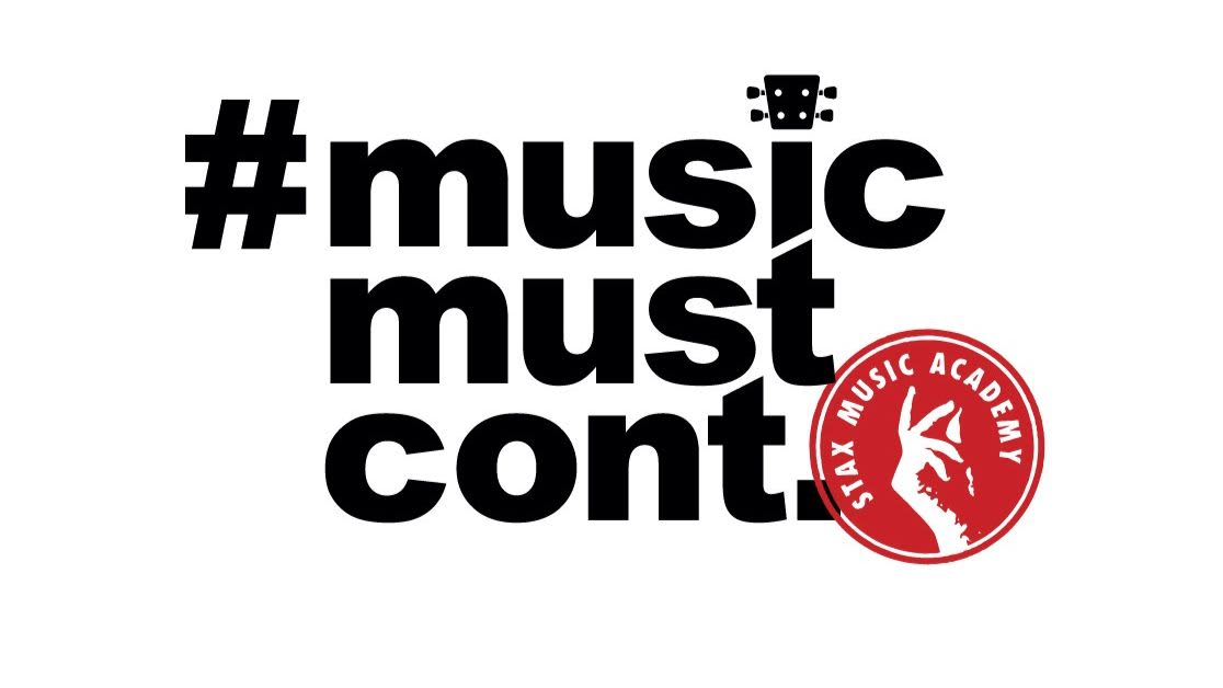 RoyNet matching donations to support Stax Music Academy's #MusicMustContinue campaign