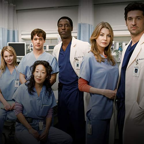 Grey's Anatomy (ABC) S16 E6